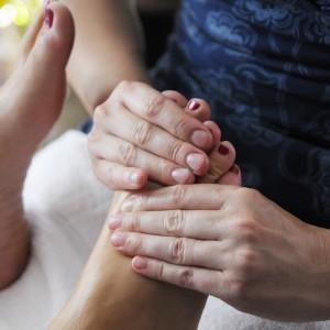 Restorative Foot Massage